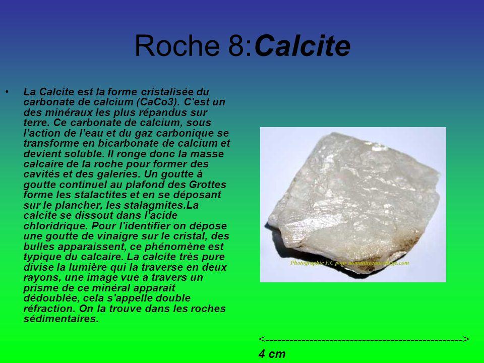 Roche 8:Calcite