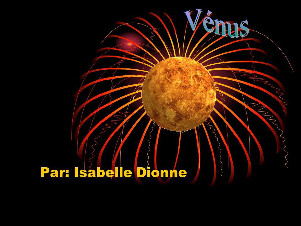 Vénus Par: Isabelle Dionne