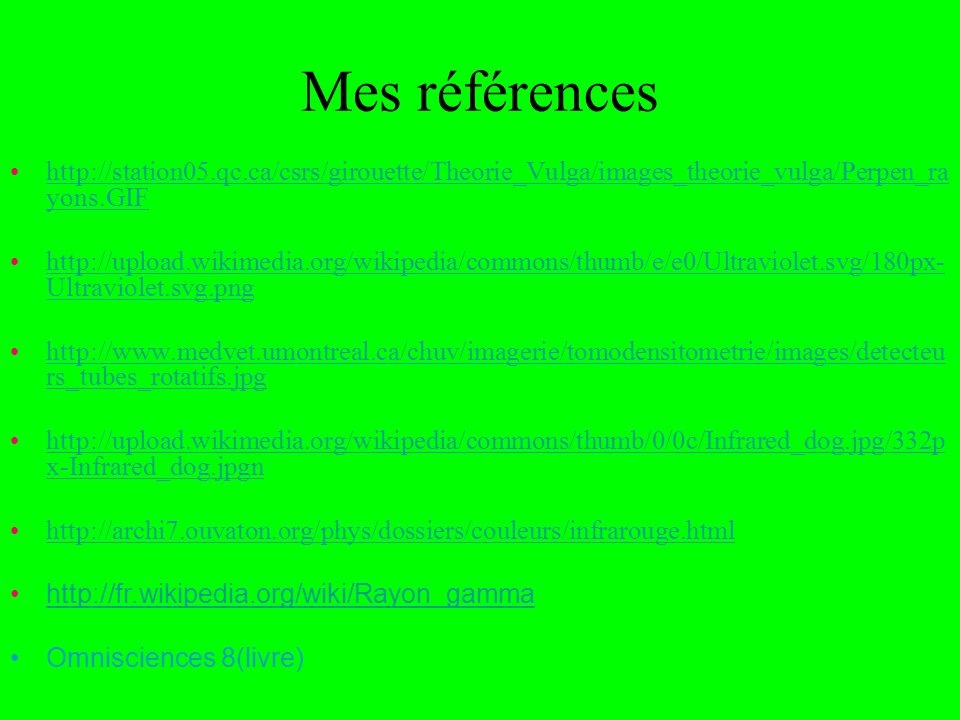 Mes références http://station05.qc.ca/csrs/girouette/Theorie_Vulga/images_theorie_vulga/Perpen_rayons.GIF.