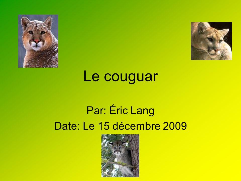 Par: Éric Lang Date: Le 15 décembre 2009