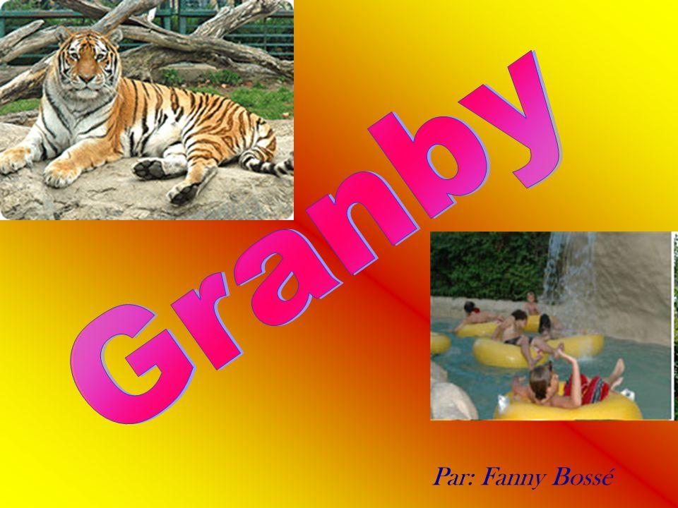Granby Par: Fanny Bossé