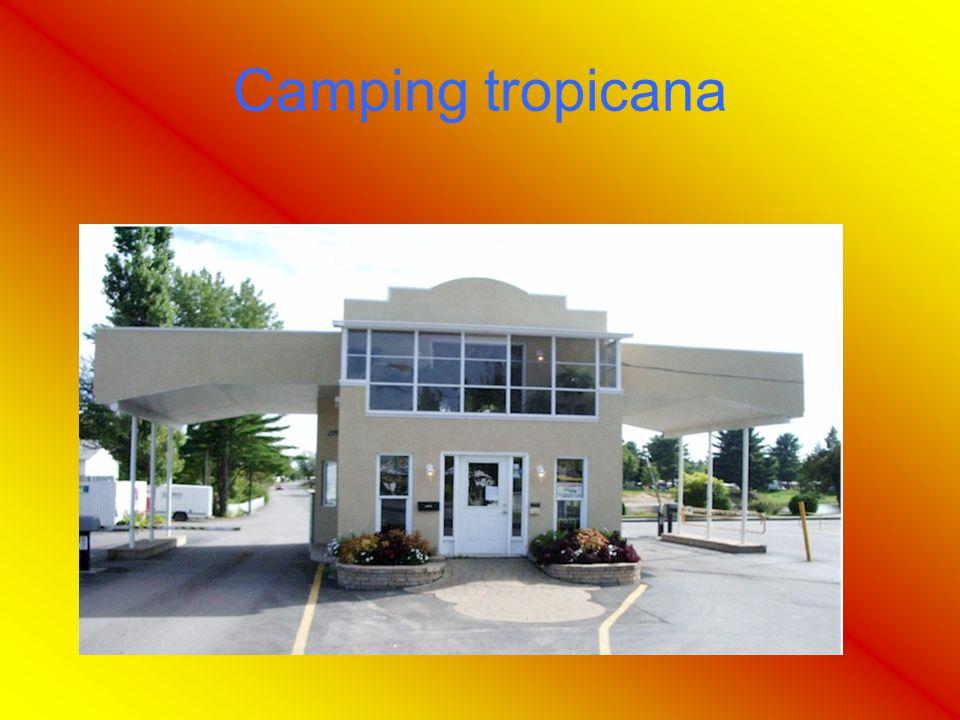 Camping tropicana