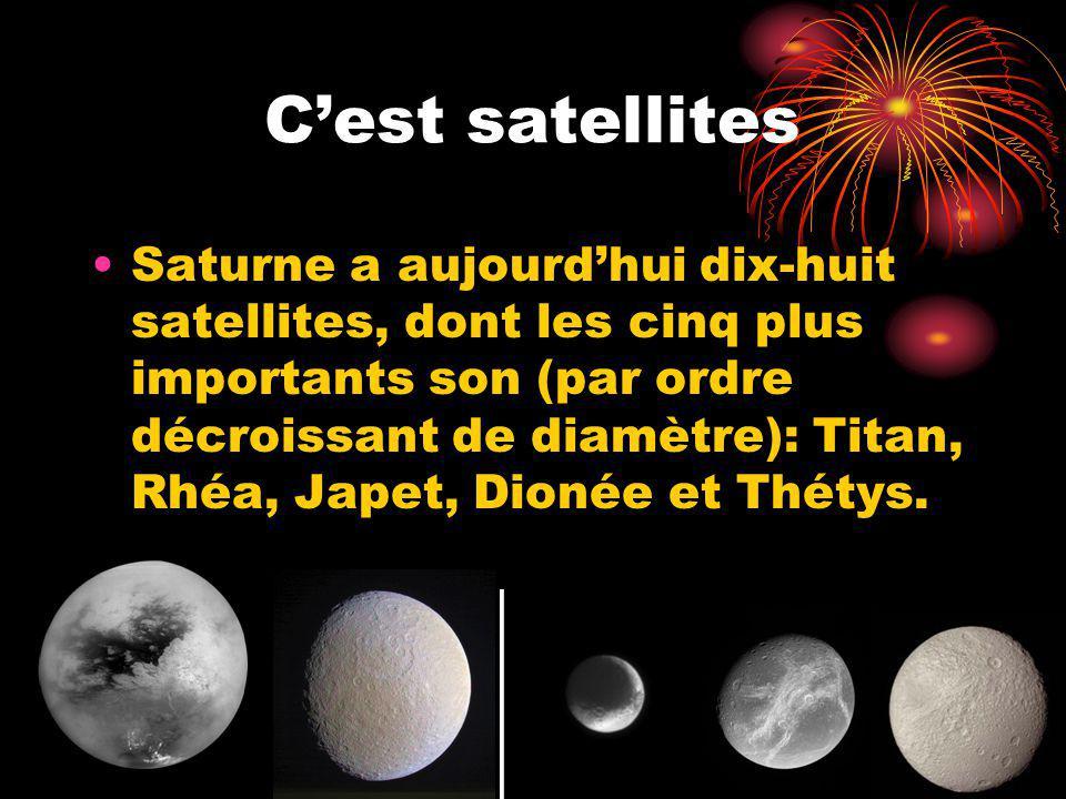 C'est satellites