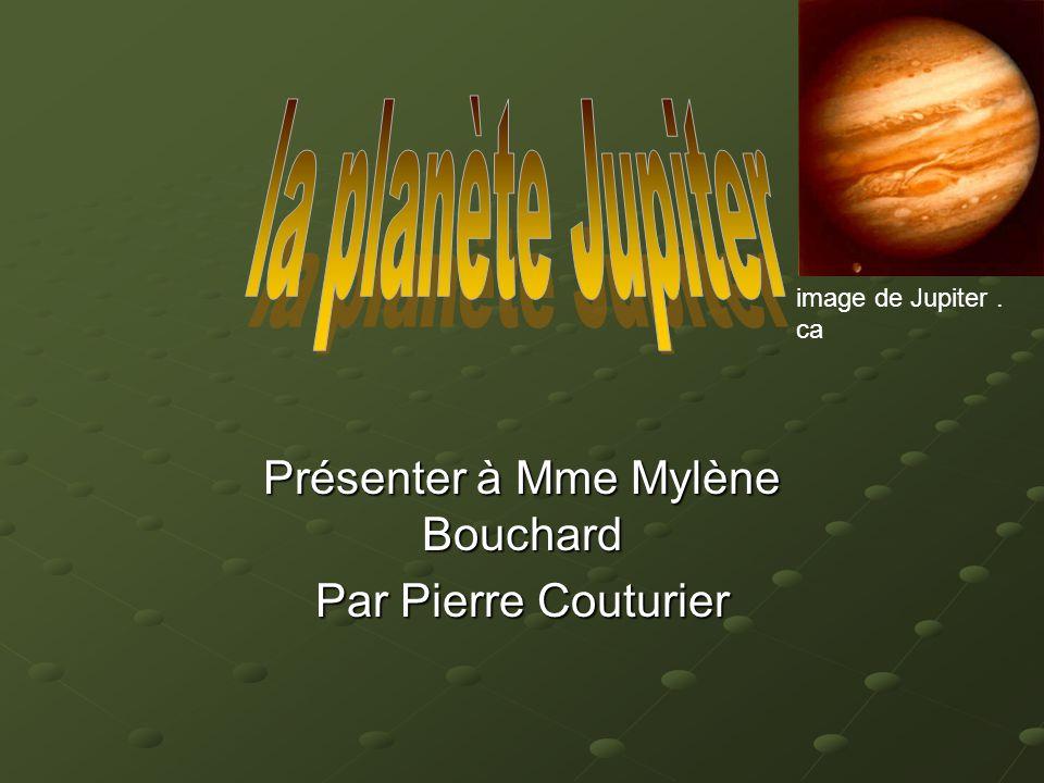 Présenter à Mme Mylène Bouchard Par Pierre Couturier