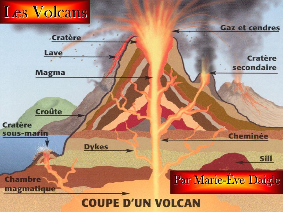 Les Volcans Par Marie-Ève Daigle