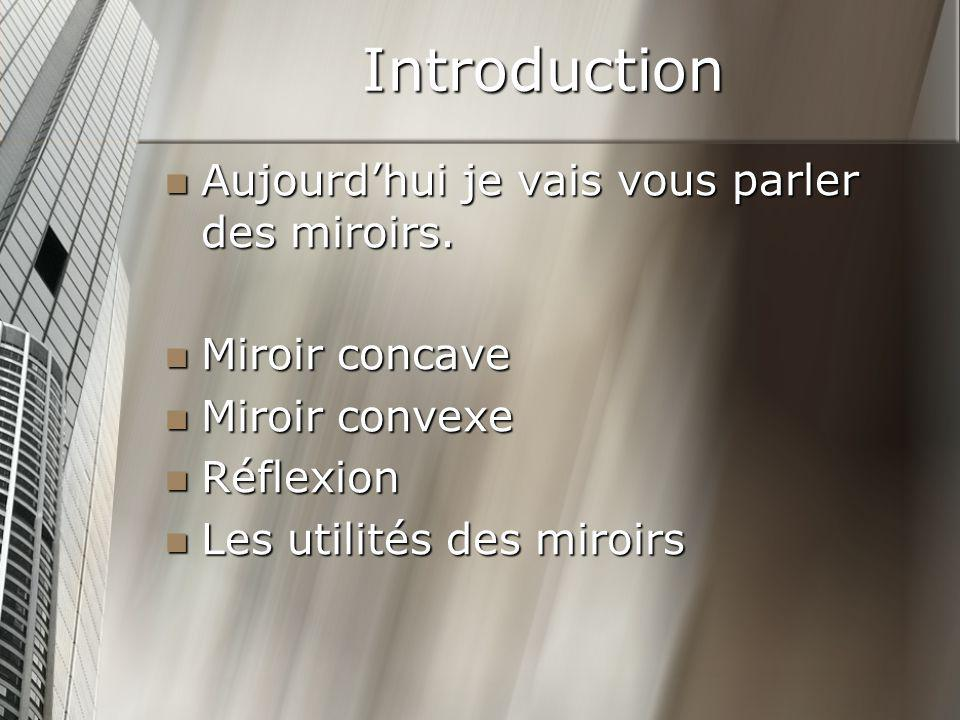 Par mathieu ouellette ppt video online t l charger for Miroir concave convexe