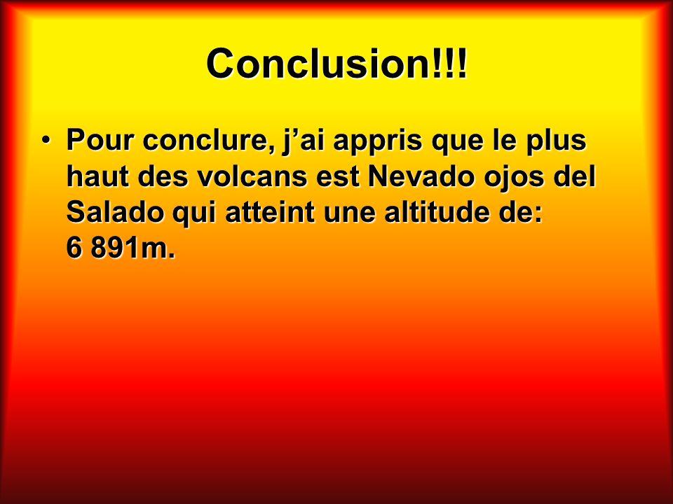Conclusion!!.