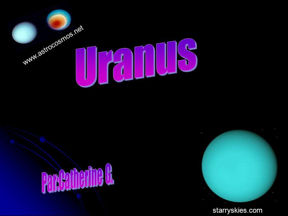Uranus www.astrocosmos.net Par:Catherine G. starryskies.com