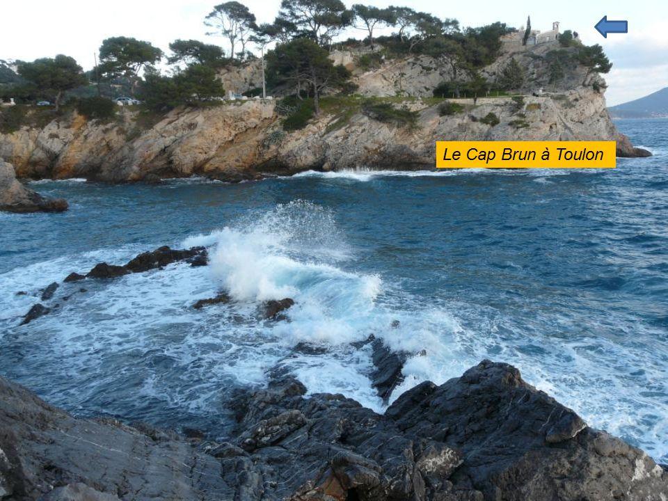 Le Cap Brun à Toulon