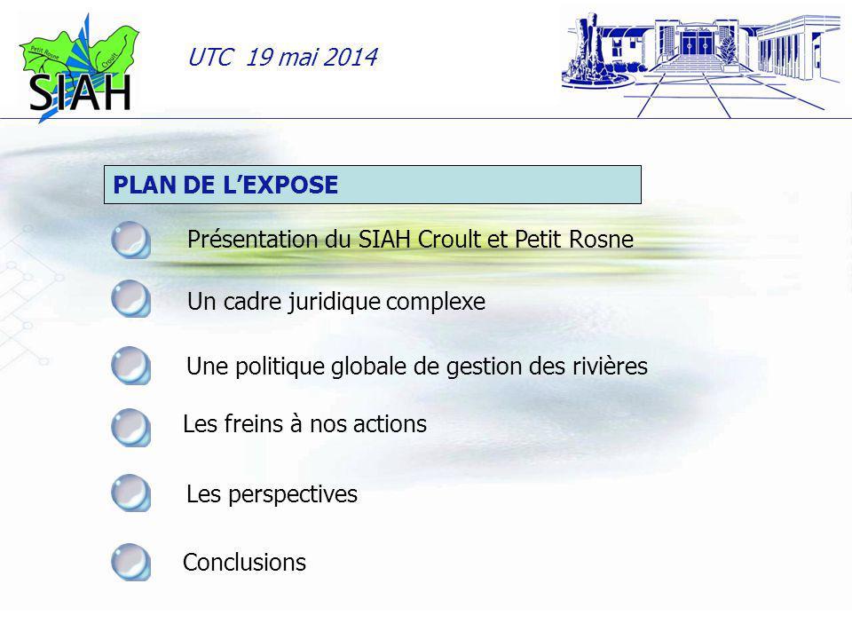Présentation du SIAH Croult et Petit Rosne