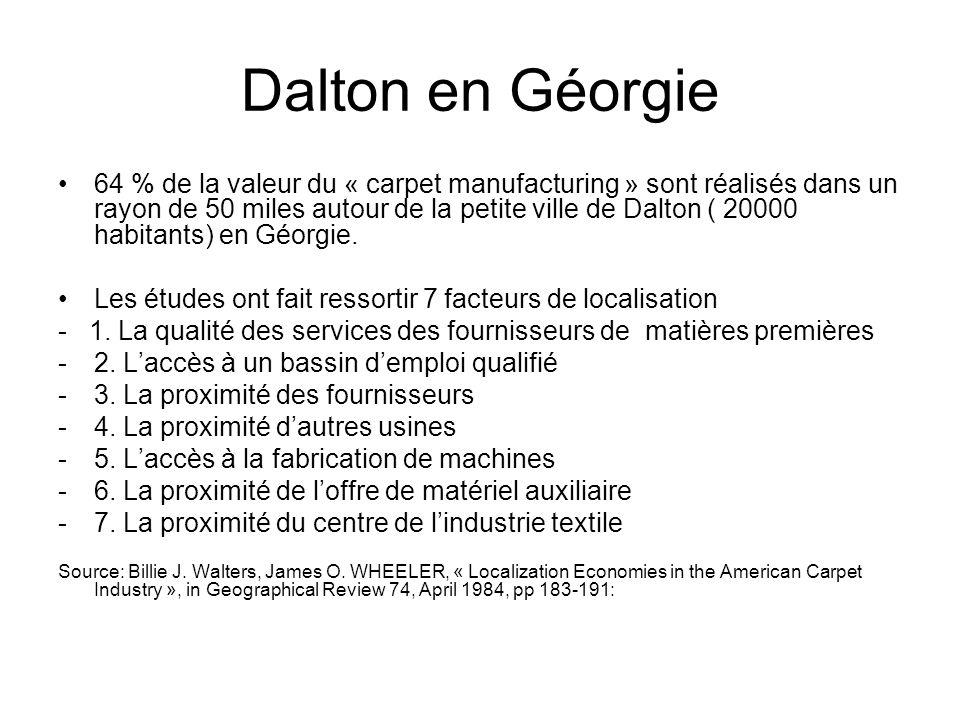 Dalton en Géorgie