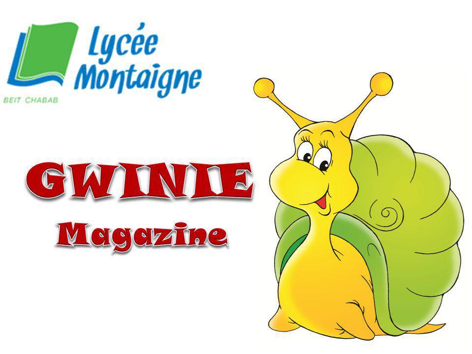 GWINIE Magazine