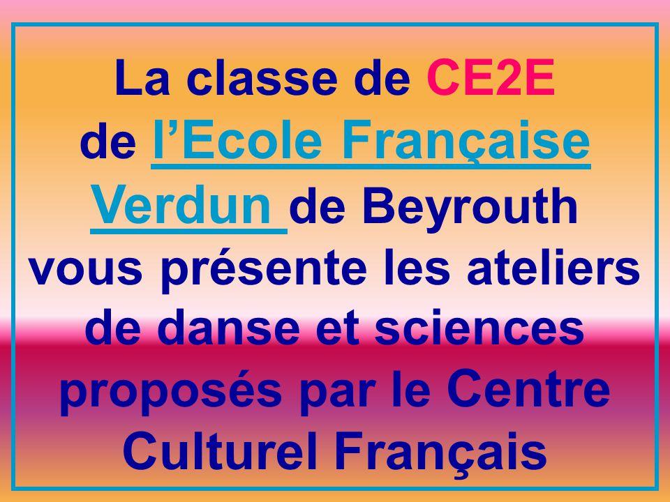 de l'Ecole Française Verdun de Beyrouth