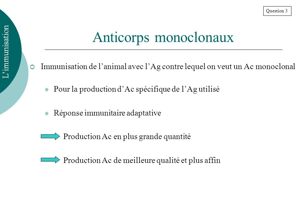 Anticorps monoclonaux