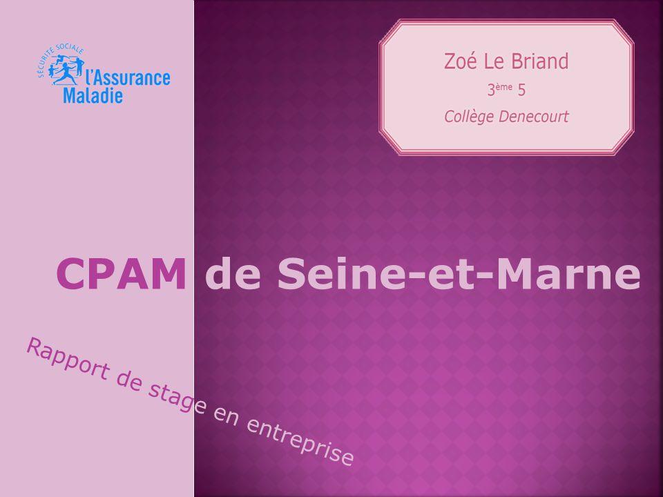 CPAM de Seine-et-Marne