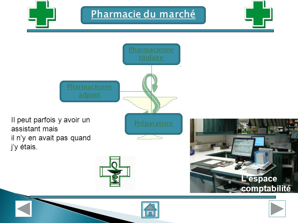 Pharmacienne titulaire