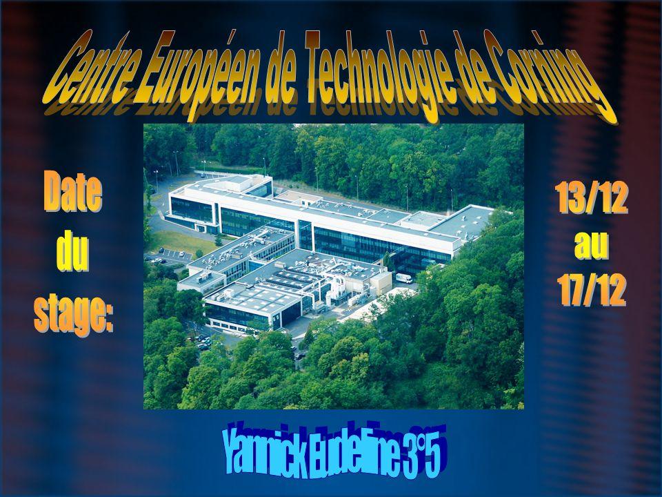 Centre Européen de Technologie de Corning