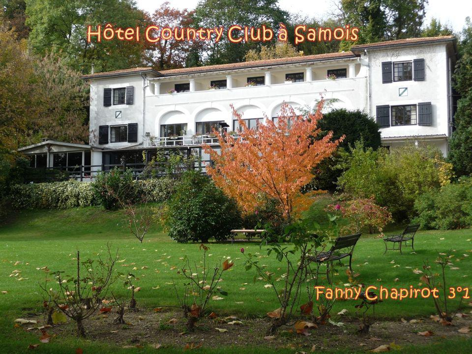 Hôtel Country Club à Samois
