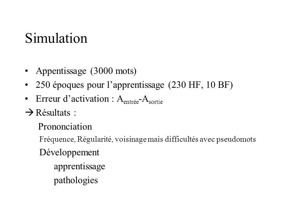 Simulation Appentissage (3000 mots)