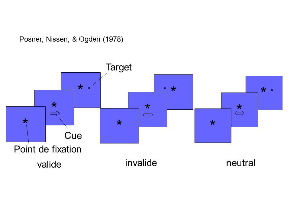 Posner, Nissen, & Ogden (1978)