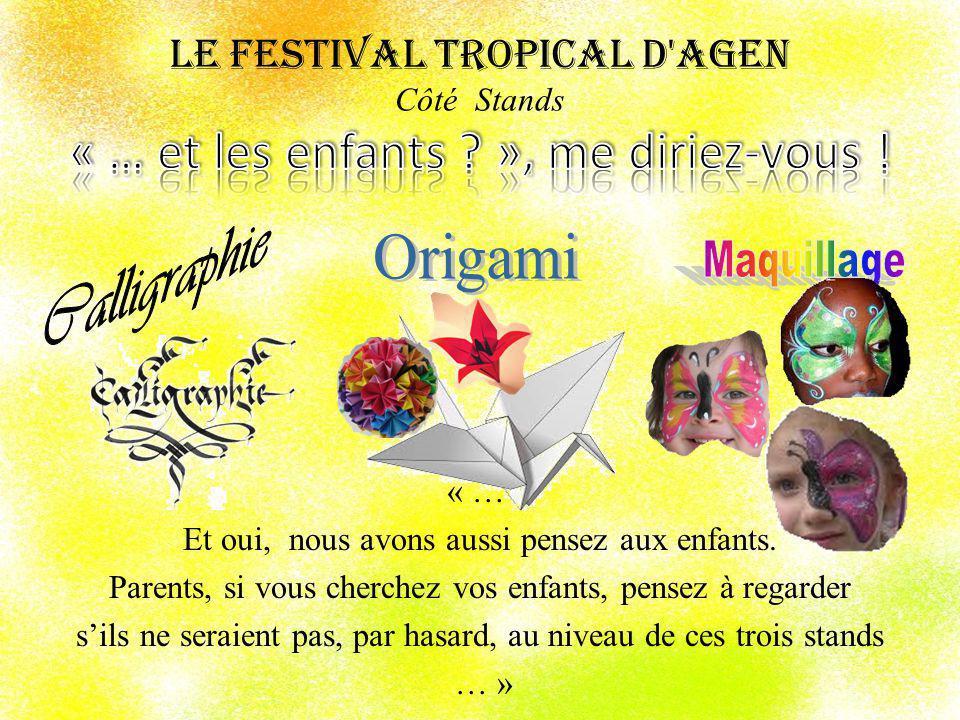 Calligraphie Origami Maquillage