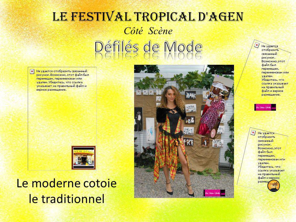 Le Festival Tropical d Agen Côté Scène Défilés de Mode