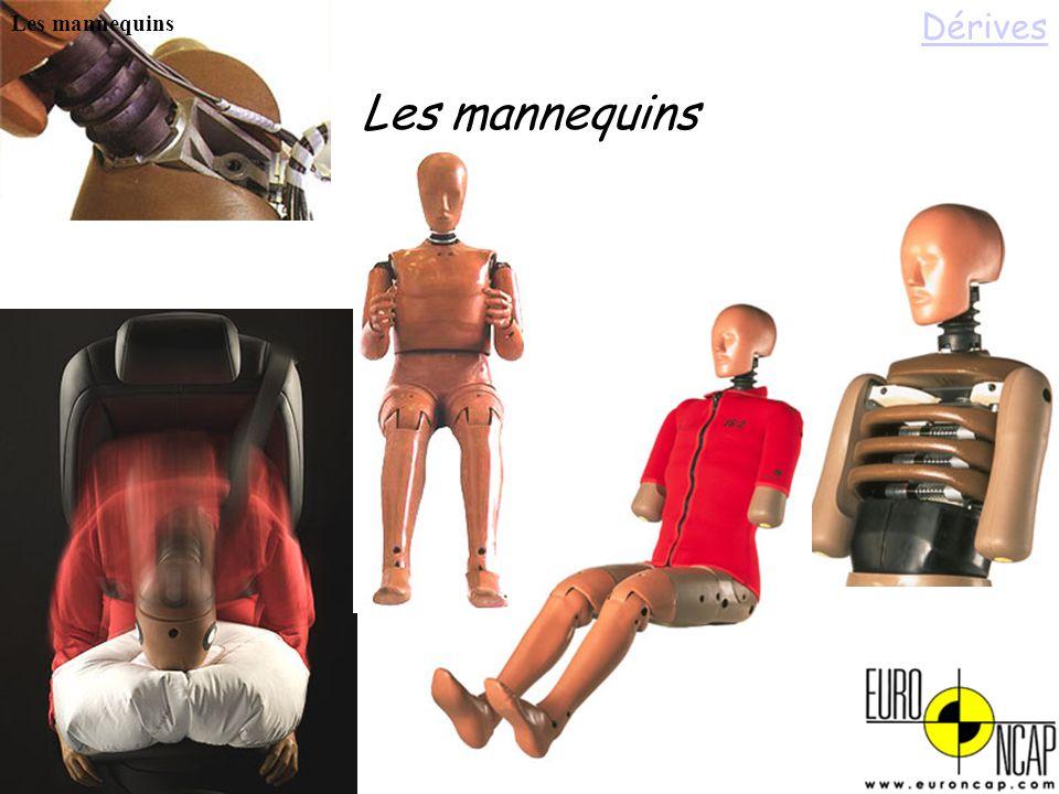 Les mannequins Dérives Les mannequins