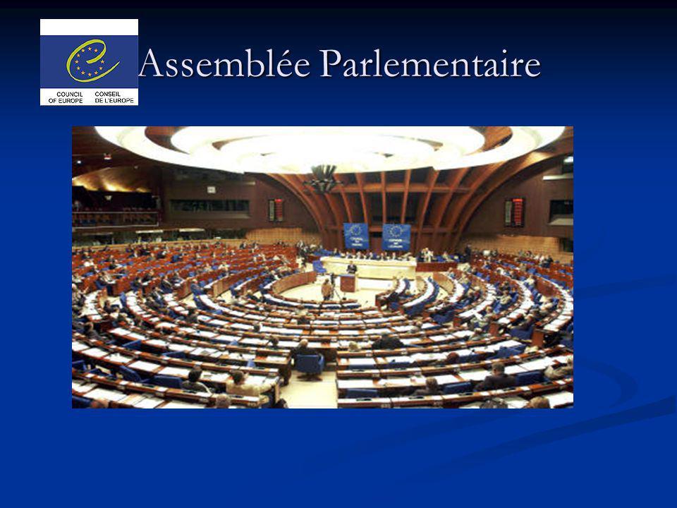 Assemblée Parlementaire