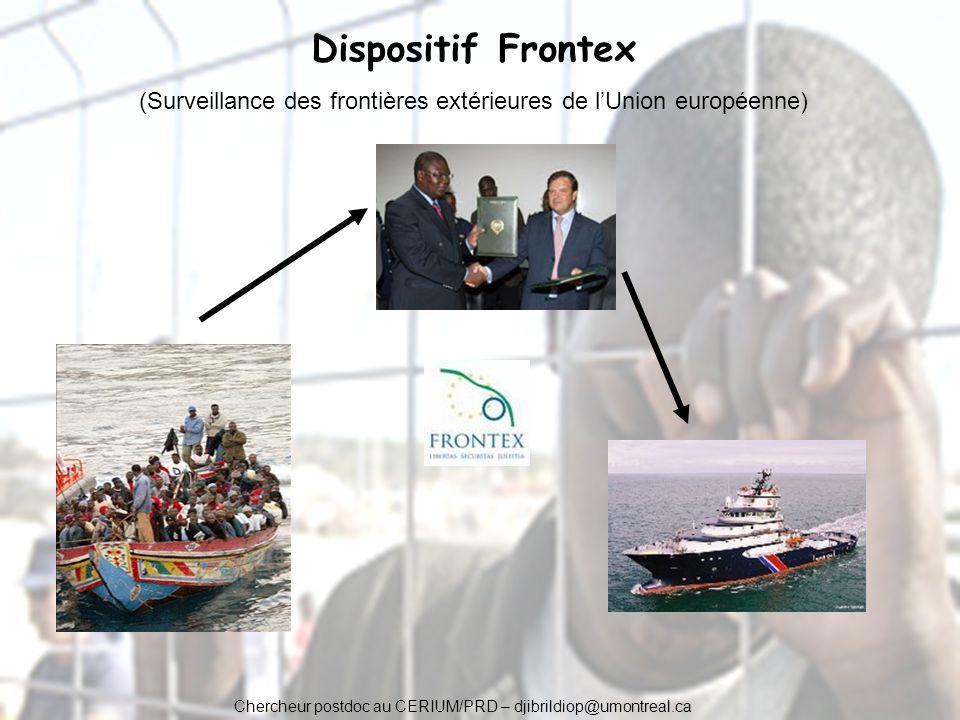 (Surveillance des frontières extérieures de l'Union européenne)