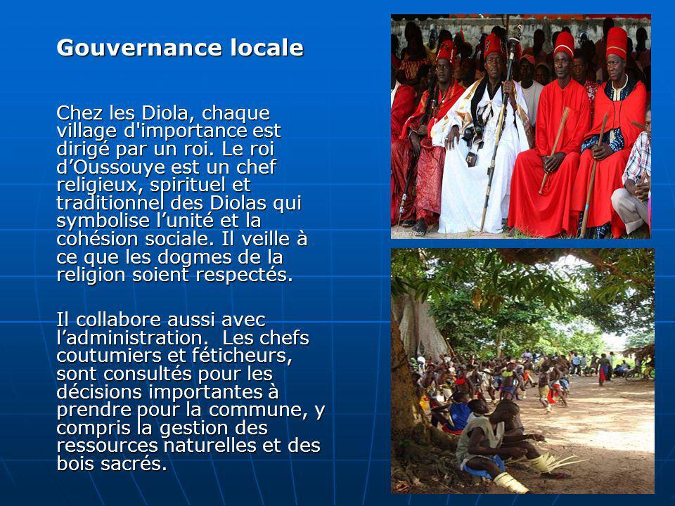 Gouvernance locale