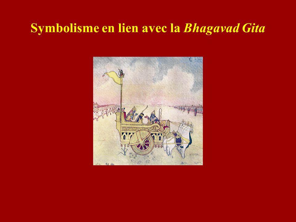Symbolisme en lien avec la Bhagavad Gita