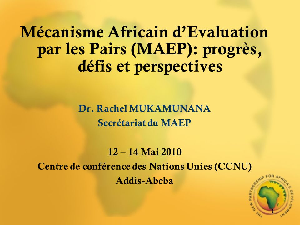 Centre de conférence des Nations Unies (CCNU)