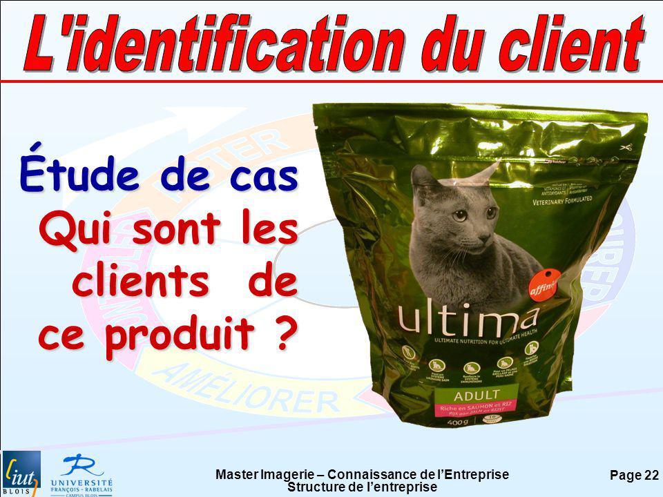 L identification du client