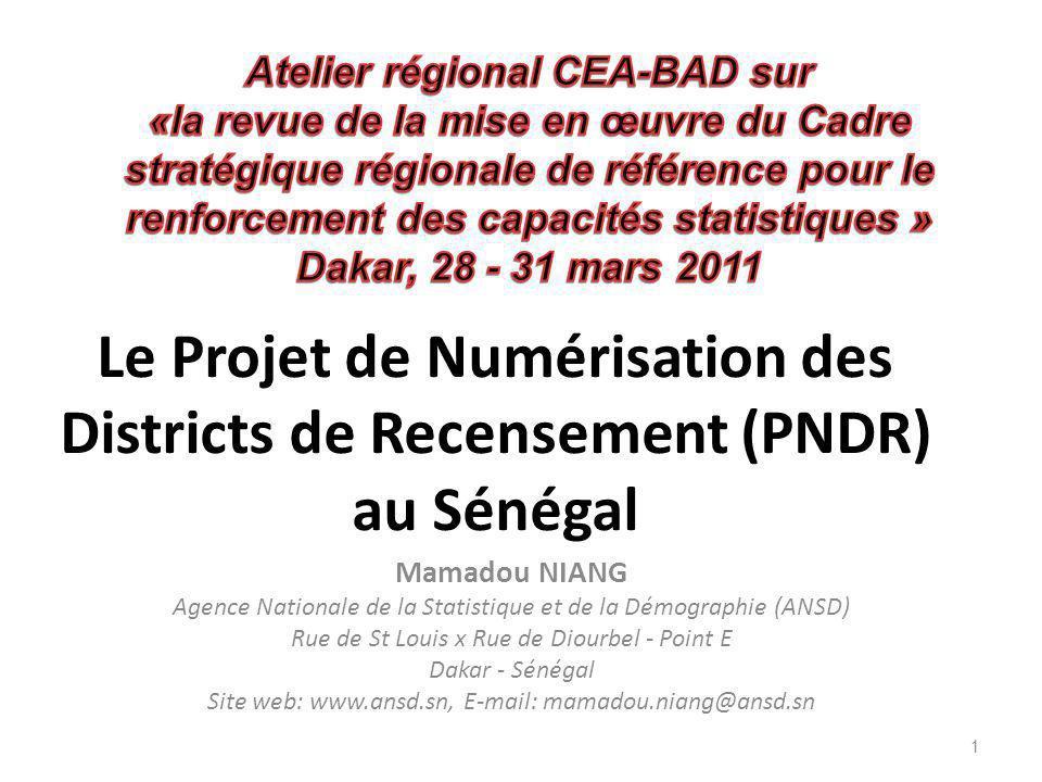 Atelier régional CEA-BAD sur