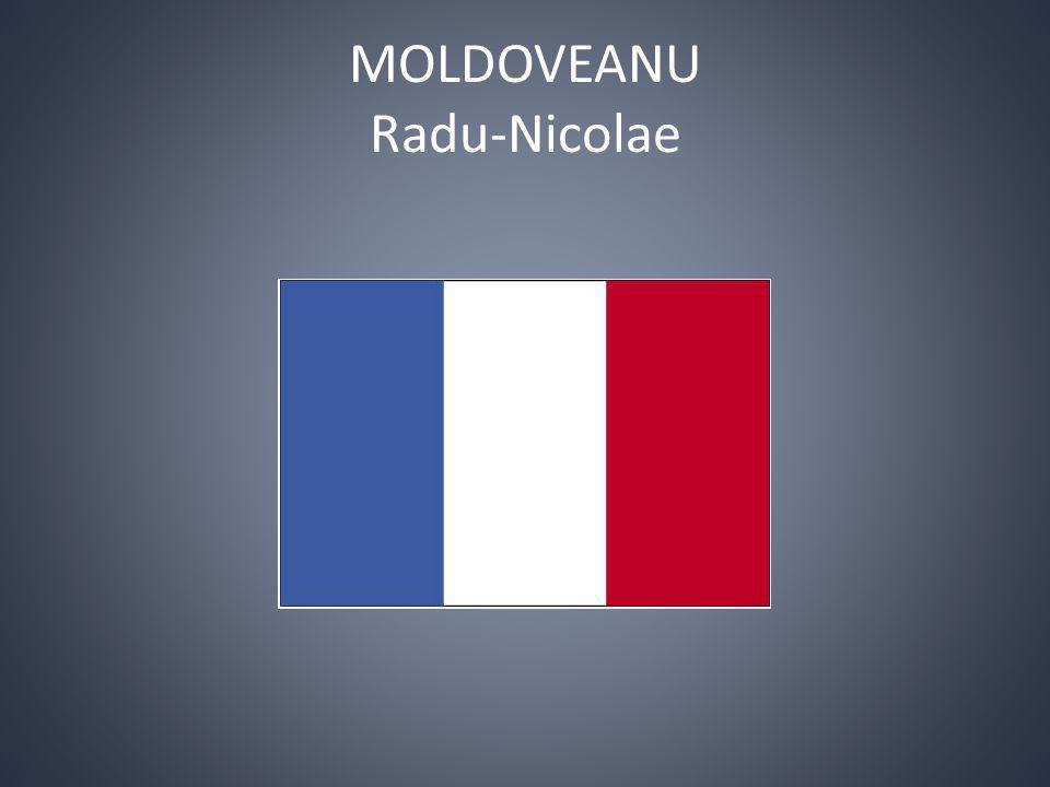 MOLDOVEANU Radu-Nicolae