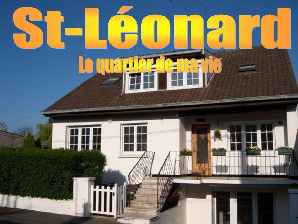 St-Léonard Le quartier de ma vie