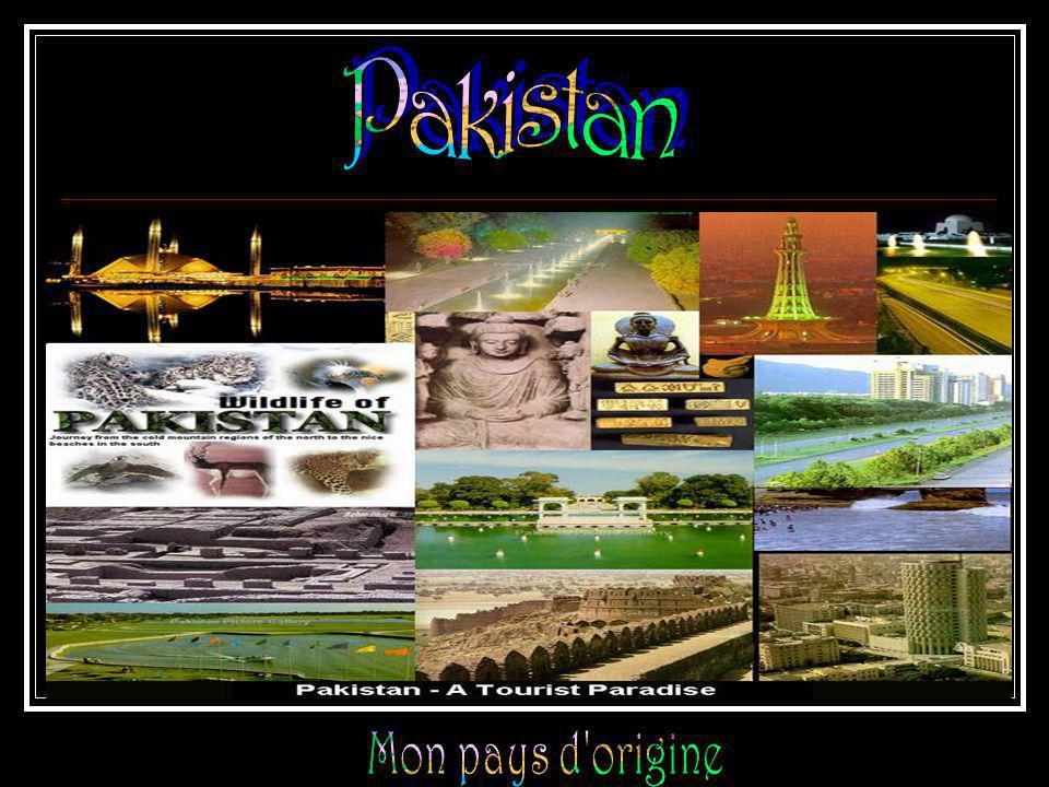 Pakistan Mon pays d origine