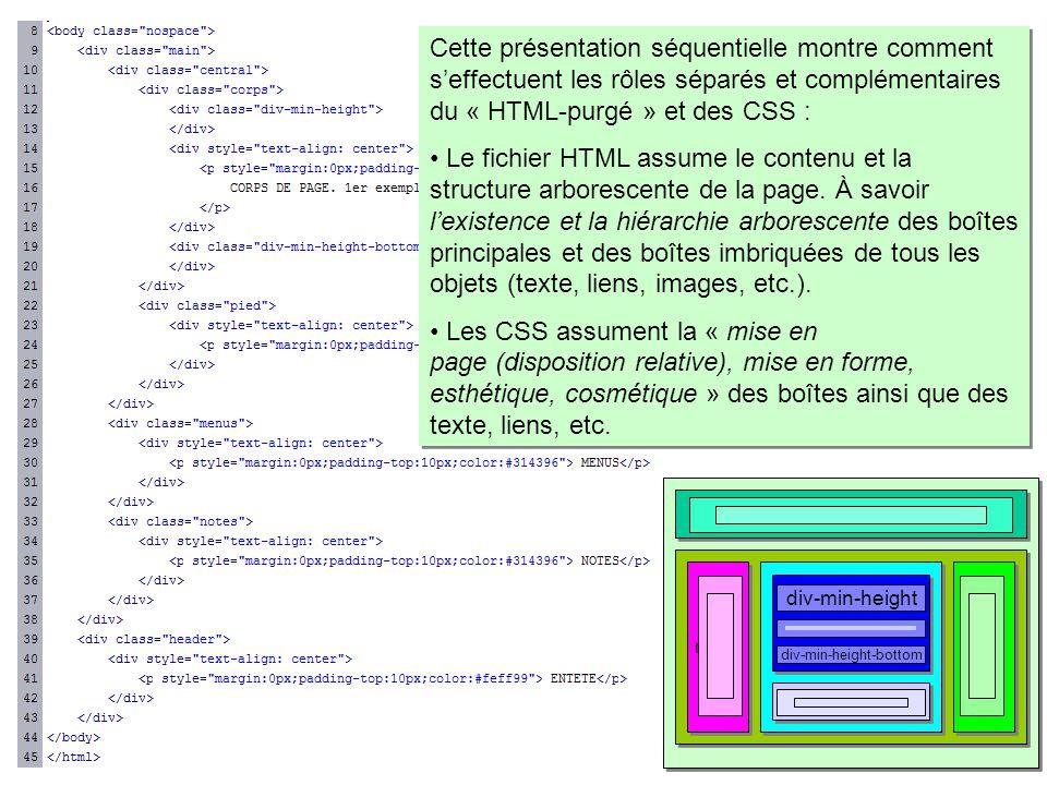 Css quelques exemples de mise en page fluide en n colonnes ppt video online t l charger - Css div bottom ...