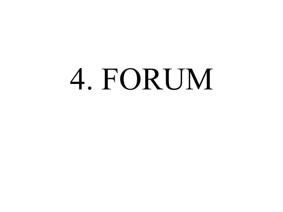 4. FORUM