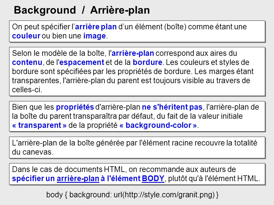 Background / Arrière-plan