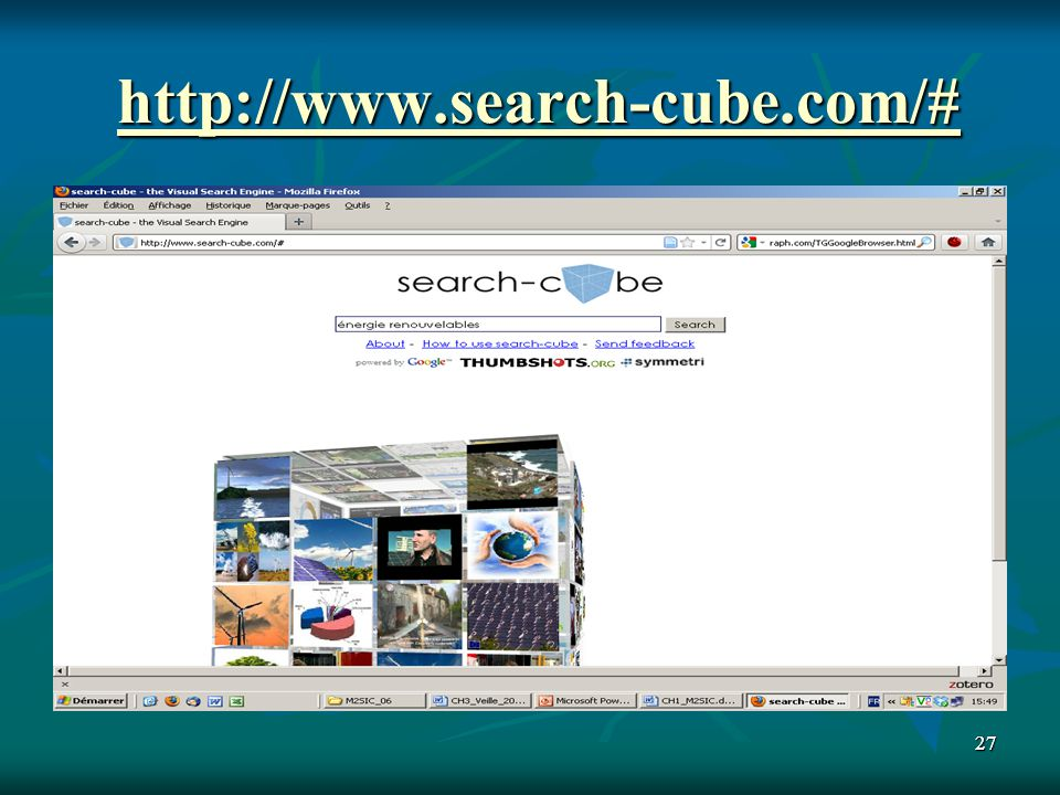 http://www.search-cube.com/# 27