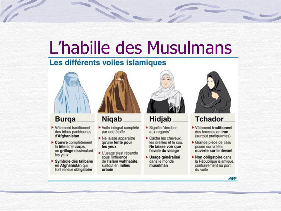 L'habille des Musulmans