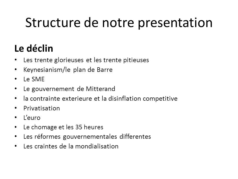 Structure de notre presentation