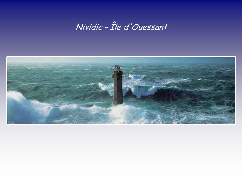 Nividic – Île d Ouessant