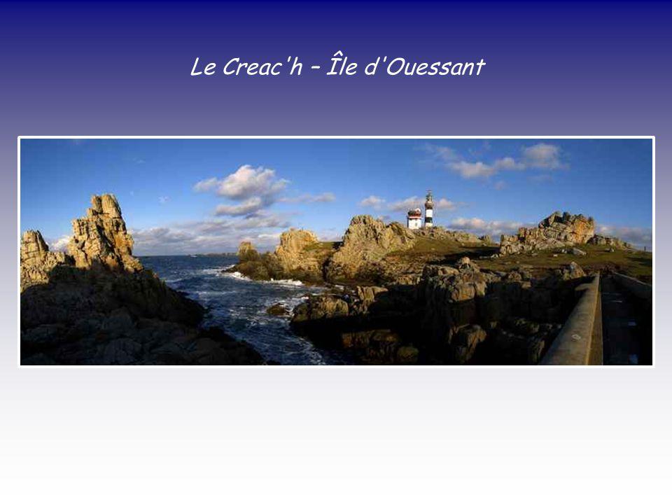 Le Creac h – Île d Ouessant
