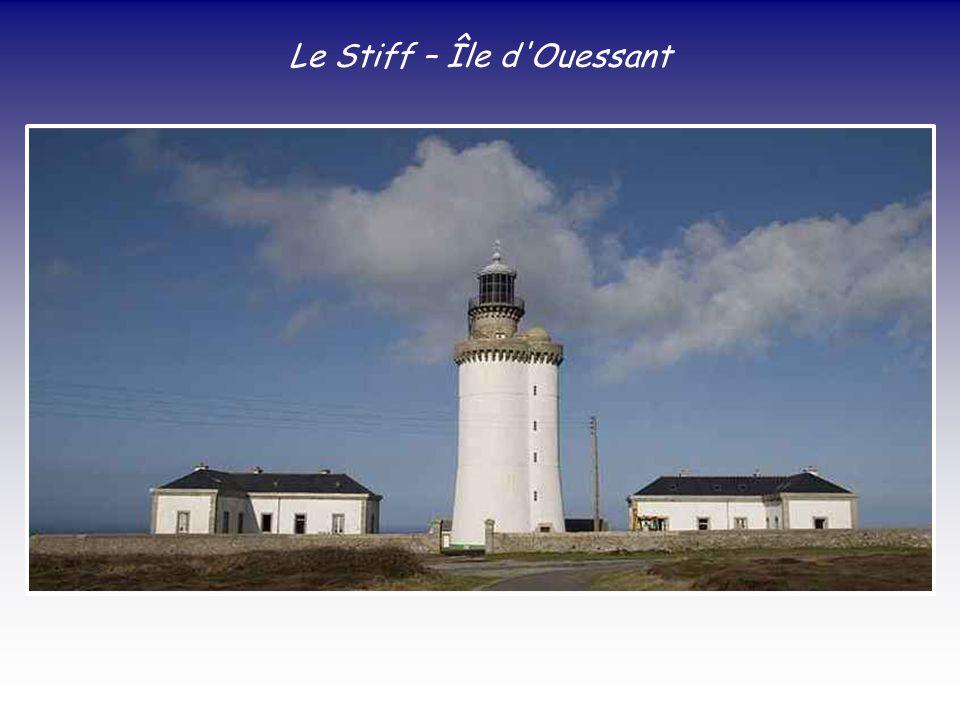 Le Stiff – Île d Ouessant