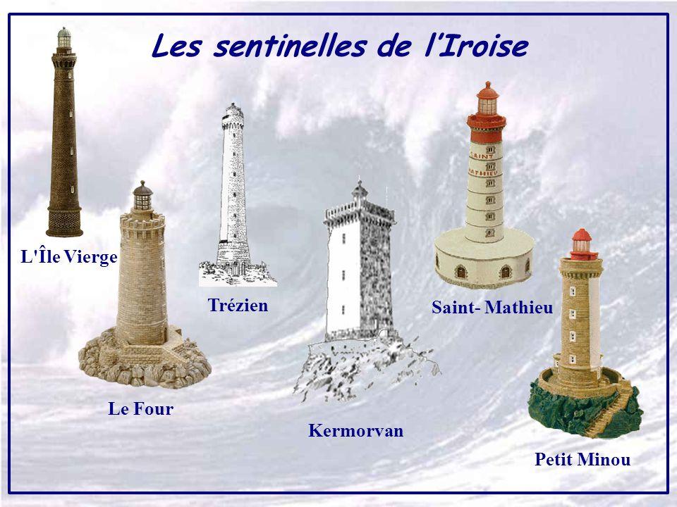 Les sentinelles de l'Iroise
