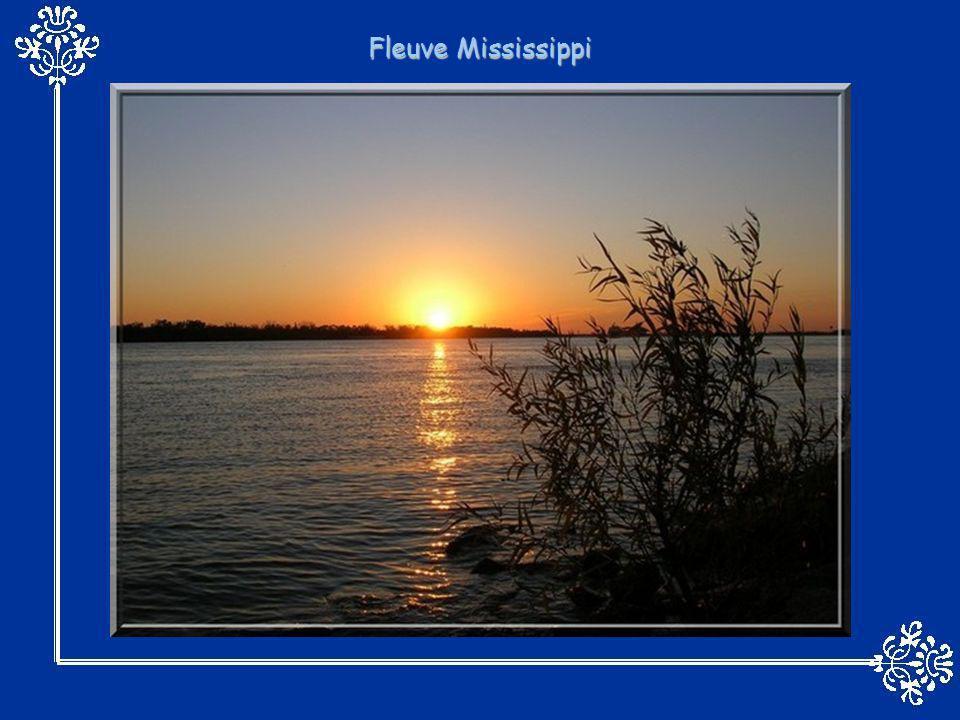 Fleuve Mississippi