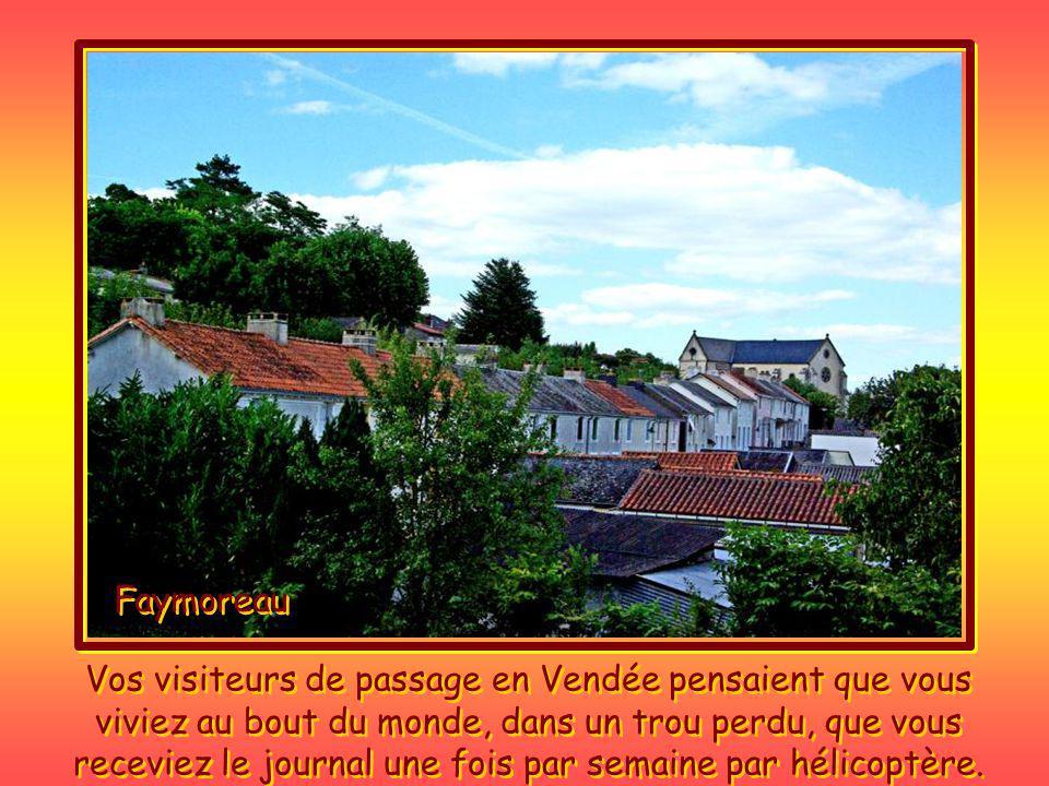 Faymoreau