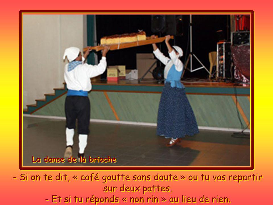 La danse de la brioche